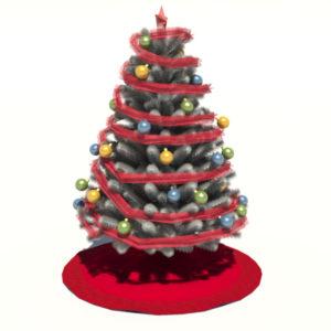 christmas-tree-white-3d-model-3