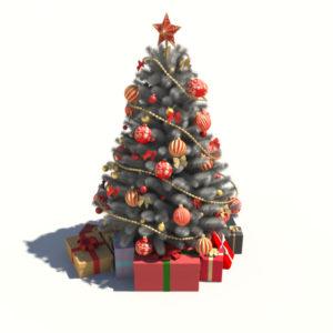 christmas-tree-white-3d-model-decoration-3