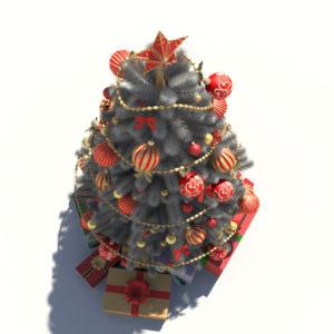 christmas-tree-white-3d-model-decoration-5