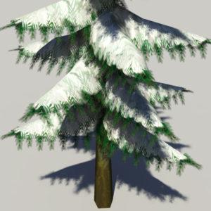 conifer-pine-tree-snow-3d-model-7