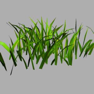 grass-patch-3d-model-10