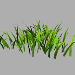 grass-patch-3d-model-8