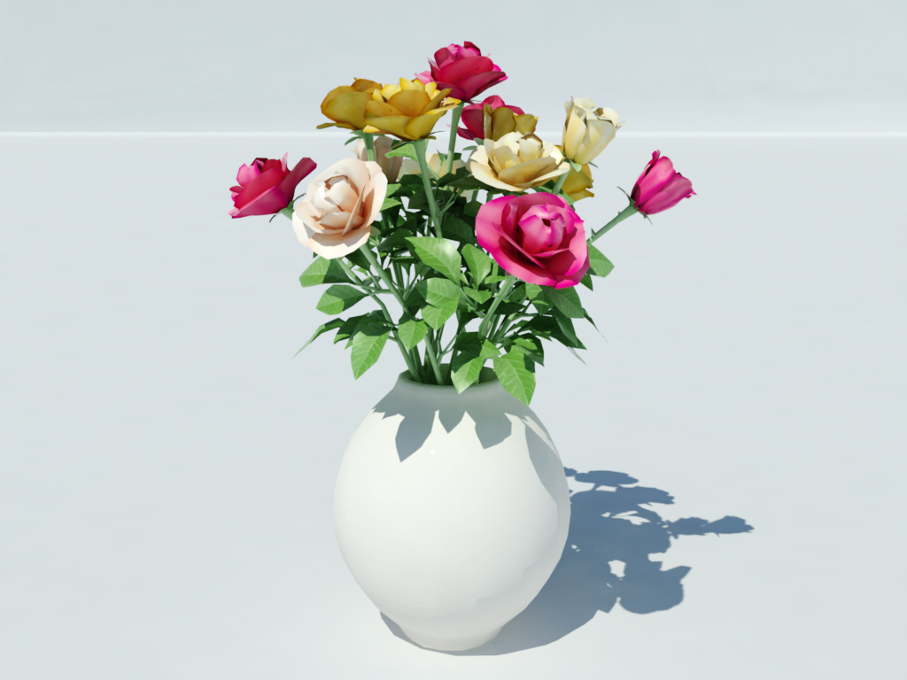 roses-vase-3d-model-multicolored-1