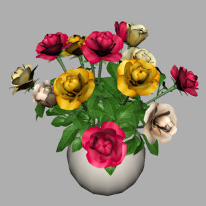 roses-vase-3d-model-multicolored-7