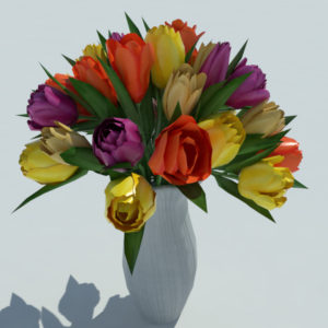 tulips-vase-multi-colored-3d-model-4