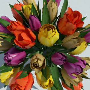 tulips-vase-multi-colored-3d-model-5