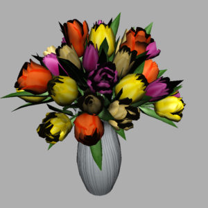 tulips-vase-multi-colored-3d-model-7