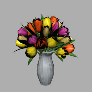 tulips-vase-multi-colored-3d-model-9