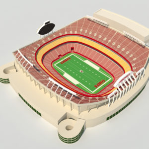 arrowhead-stadium-3d-model-3