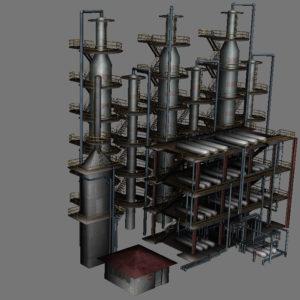 atmospheric-distillation-3d-model-unit-10