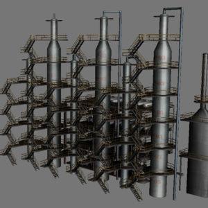 atmospheric-distillation-3d-model-unit-12