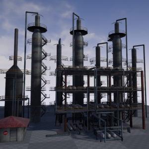 atmospheric-distillation-3d-model-unit-16