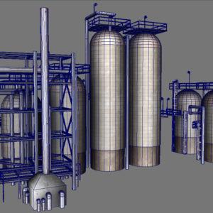 refinery-units-3d-model-13