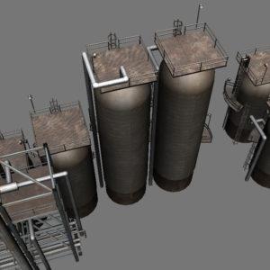 refinery-units-3d-model-14