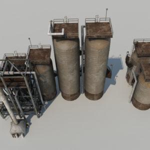 refinery-units-3d-model-5
