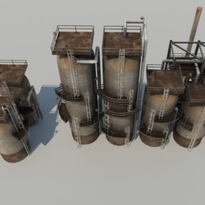 refinery-units-3d-model-6