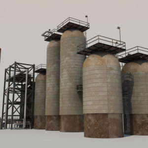 refinery-units-3d-model-8