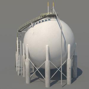 sphere-oil-tank-silo-3d-model-3