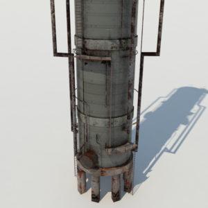 alkylation-benzene-tank-3d-model-3