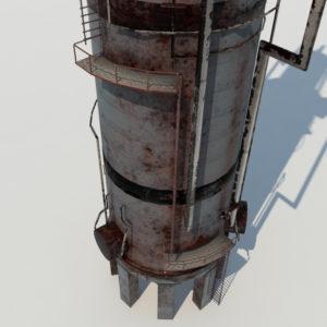 alkylation-tank-3d-model-3