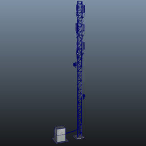 cellular-telecommunication-tower-3d-model-9