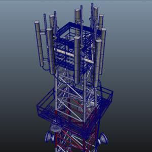 communication-tower-3d-model-17