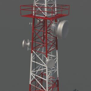 communication-tower-3d-model-4