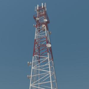 communication-tower-3d-model-7