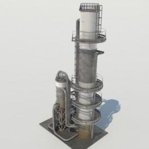 crude-oil-unit-3d-model-3