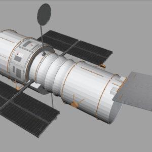 hubble-space-telescope-3d-model-10
