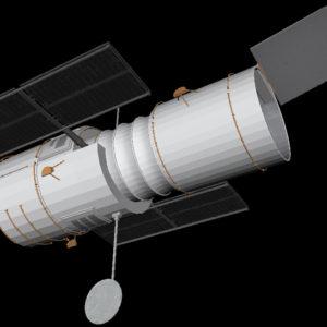 hubble-space-telescope-3d-model-14