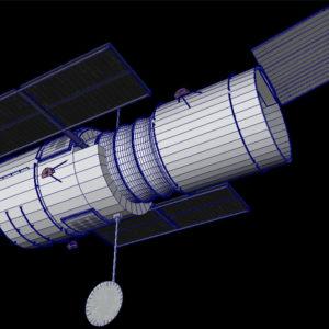 hubble-space-telescope-3d-model-15