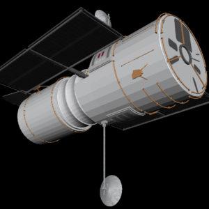 hubble-space-telescope-3d-model-16