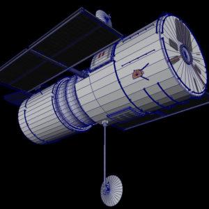 hubble-space-telescope-3d-model-17