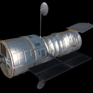 hubble-space-telescope-3d-model-2
