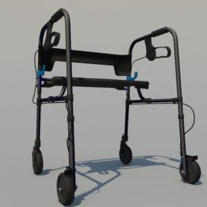 walker-3d-model-3