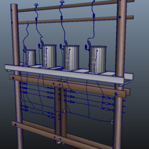 wooden-power-line-distribution-line-voltage-regulators-3d-model-12