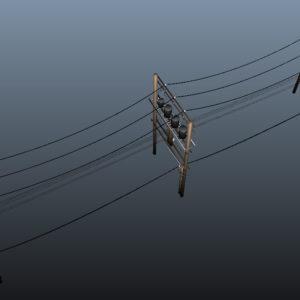 wooden-power-line-distribution-line-voltage-regulators-3d-model-17