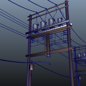 wooden-power-line-distribution-line-voltage-regulators-3d-model-22