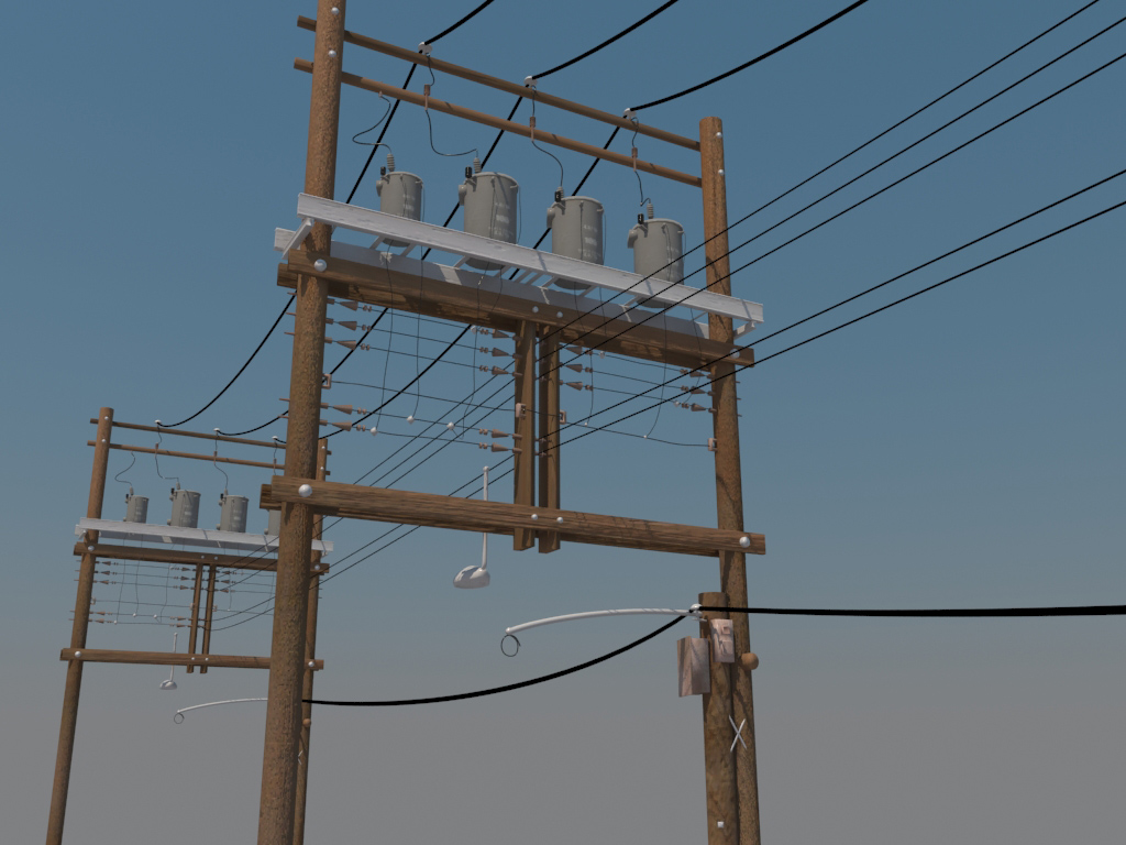 wooden-power-line-distribution-line-voltage-regulators-3d-model-4
