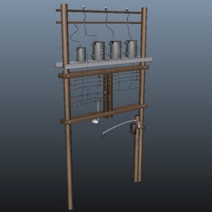 wooden-power-line-distribution-line-voltage-regulators-3d-model-6