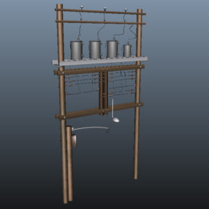 wooden-power-line-distribution-line-voltage-regulators-3d-model-9