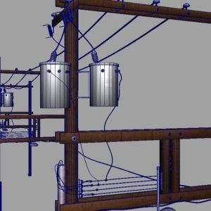 distribution-line-voltage-regulators-3d-model-15