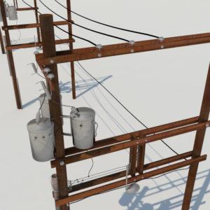 distribution-line-voltage-regulators-3d-model-2