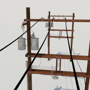 distribution-line-voltage-regulators-3d-model-4