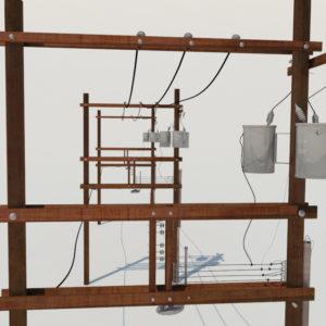 distribution-line-voltage-regulators-3d-model-7
