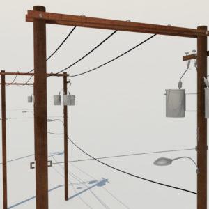 distribution-voltage-regulators-3d-model-1