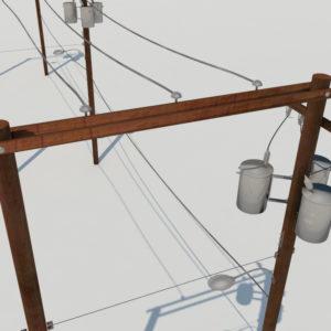 distribution-voltage-regulators-3d-model-2