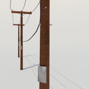 power-line-distribution-line-3d-model-3