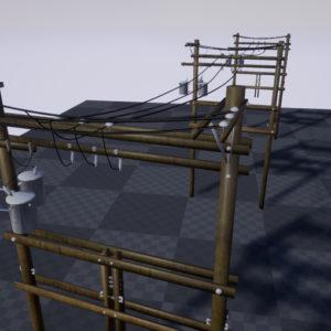 power-line-distribution-line-voltage-regulators-3d-model-11